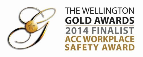 Wellington Gold Awards 2014 Workplace Safety