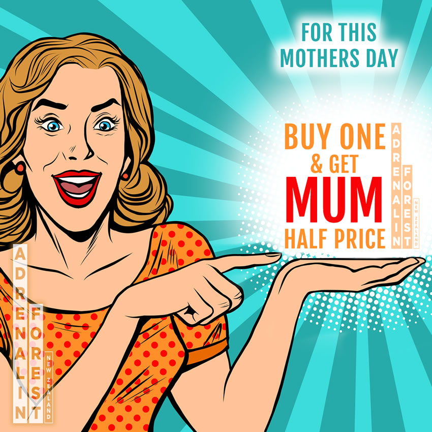 Have you got Mother's Day sorted yet?