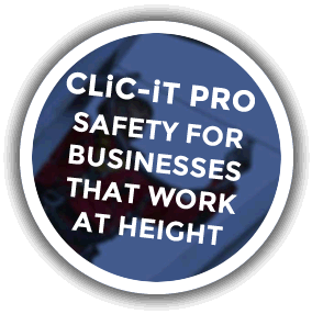 CLiC-iT Pro - For businesses that work at height